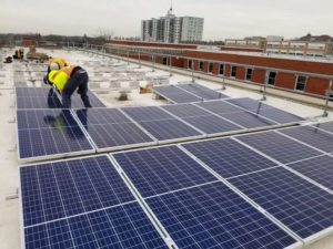 KW-Hospital - Solar Net Metering