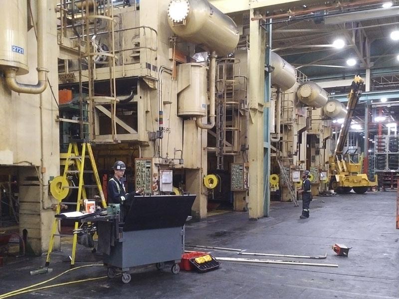 AG-Simpson-press-install