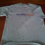 Cotton T-Shirt - Grey
